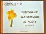 2018.04.27 - Zakończenie roku maturzystów