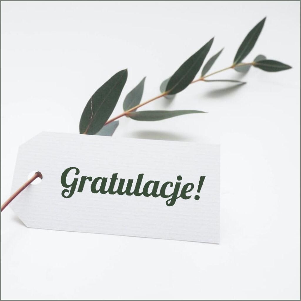 grafika - gratulacje